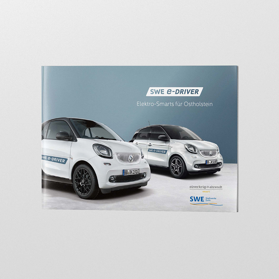 SWE E-Leasing Broschüre